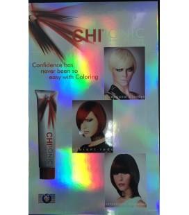 Nuancier CHI Ionic Permanent Shine Hair Color