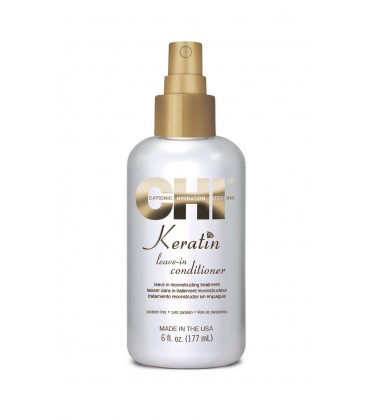 Traitement CHI Keratin Weightless Leave-In Conditioner