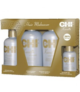 CHI Keratin Hair Makeover Kit