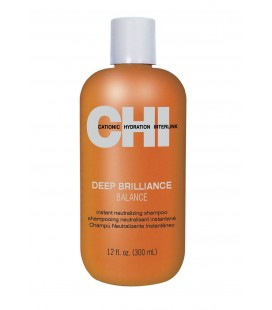 CHI Deep Brilliance Balance Shampoo