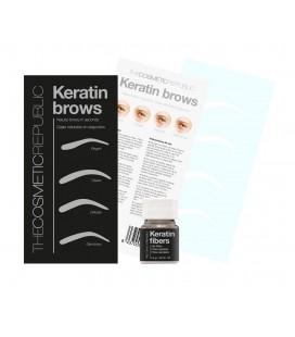 Keratin Eyebrows Blond Foncé