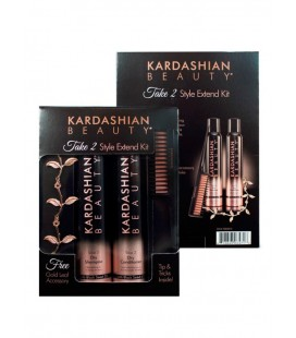 Kardashian Beauty Travel Bag