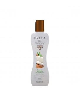 BioSilk Silk Therapy & Organic Coconut Oil