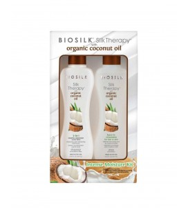 BioSilk Silk Therapy & Organic Coconut Oil 3 in 1