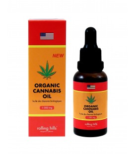 Huile Cannabis Rolling Hills 30ml