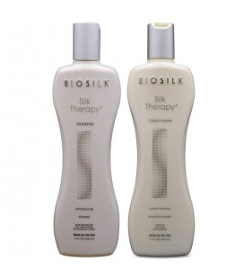 Biosilk Silk Therapy Duo