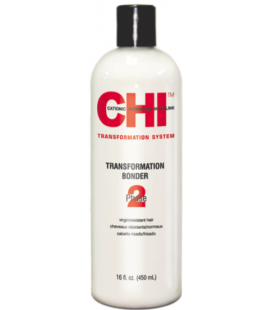 CHI Transformation Solution 1 - Formula A