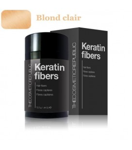 Keratin Fibers Blond Clair