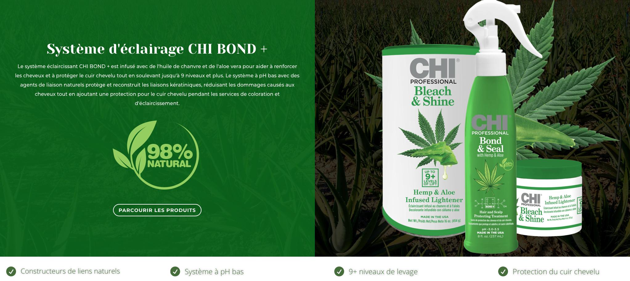 CHI Bond